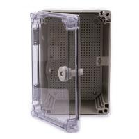 Buy cheap 300*200*160mm IP65 Waterproof Electrical Enclosure Outdoor Plastic Wall Junction Box Case from wholesalers
