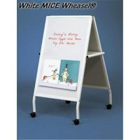 Buy cheap White Mice wheasel-double-sided folding easel 803 from wholesalers