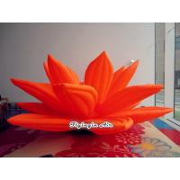 Buy cheap Multicolor Inflatable Flower with Blower for Outdoor and Indoor Decoration from wholesalers