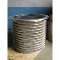 China High-tech Colored Slot Type Screen Basket for Various Pressure Screen on sale