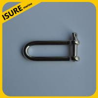 Buy cheap Stainless steel European commercial long-dee shackle from wholesalers