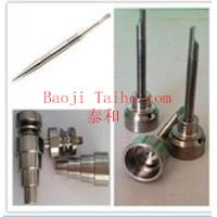 Buy cheap New titanium nail smoking wholesale 10 14 mm from wholesalers