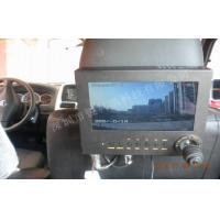 Buy cheap Police Car Security 3G GPS WIFI Mobile Vehicle DVR With Monitor Control Keyboard from wholesalers