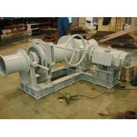 Buy cheap Single Type Marine Deck Equipment Hydraulic Combination Windlass , Mooring Winch from wholesalers