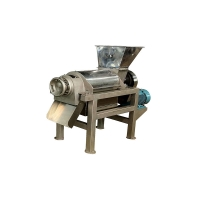 Buy cheap 1T/H 3T/H Apple Spiral Juice Extractor For Fruit Energy Saving product