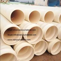 Buy cheap Sell PVC Water Pipe - PVC Pipe and Tube for Water Supply info@wanyoumaterial.com from wholesalers