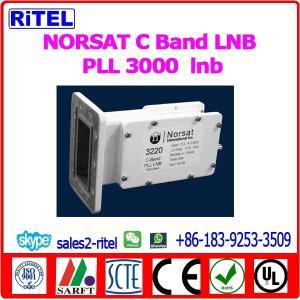 China SATV/SMATV   NORSAT C Band LNB PLL 3000  lnb on sale
