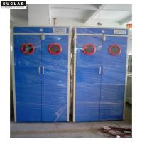 Buy cheap Steel Laboratory Gas Storage Cabient With Exhaust and Alarm System from wholesalers
