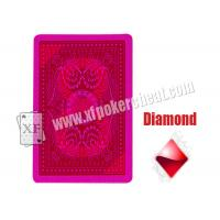 Magic Props king Gambler Paper Card Marked With Invisible Ink Poker Cheat