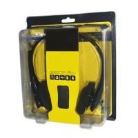 Buy cheap PS3 Gaming Noise Cancelling Stereo Headphones Microphone For Ipad from wholesalers