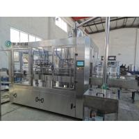 Buy cheap SGS certificate Aseptic Liquid PET Bottle Filling Equipment For Carbonated Beverage from wholesalers