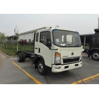 Buy cheap 8 Tons Light Duty Truck LHD 4X2 SINOTRUK HOWO 116HP ZZ1087D3614C180 from wholesalers