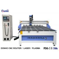 Buy cheap Linear ATC CNC Router Machines With Syntec 6MB Control System 9.0 KW HSD Spindle from wholesalers