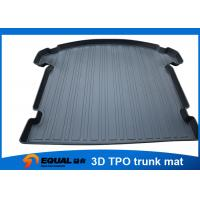 Buy cheap Heavy Duty CX-9 2012 Mazda Trunk Liner Black 1478mm * 1183mm * 40mm from wholesalers