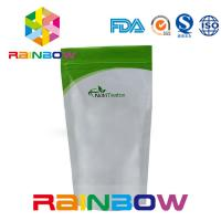 Buy cheap Stand Up Nutrition Bar Packaging Pouch / Zip Lock Foil Supplements Pouch Pack from wholesalers