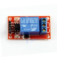 Buy cheap 1-Channel H/L Level Triger Optocoupler Relay Module for Arduino 5V from wholesalers