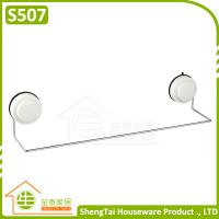 Buy cheap Factory Supplier Good Quality Electroplate Wall Mounted Bathroom Towel Rack from wholesalers