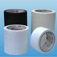 Buy cheap colorful white / tan crepe peper low tack masking tape of heat resistant from wholesalers
