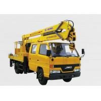 Buy cheap Durable Knuckle Boom Bucket Truck Lift For Aerial Lifting Machinery from wholesalers