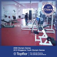 Buy cheap PVC Gym Flooring Mat from wholesalers