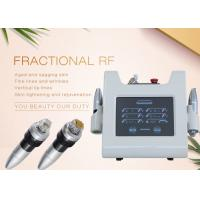 Buy cheap Portable Fractional Radiofrequency Micro Needling Machine For Wrinkle Removal Face Lifting from wholesalers