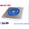 Buy cheap Corner Pressure Fiber Optic Polishing Equipment SC/UPC 36 Connector Polishing Jigs from wholesalers
