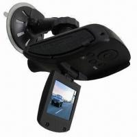 Buy cheap Car Device Video Recorder with GPS Tracker and Foldable 2-inch TFT LCD Screen from wholesalers