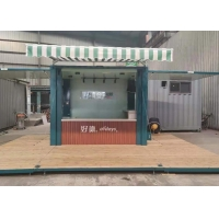 Buy cheap 10FT Tiny Shipping Container House from wholesalers