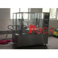 Buy cheap Nail Polish Filling Machine with filling , loading brush and capping functions from wholesalers