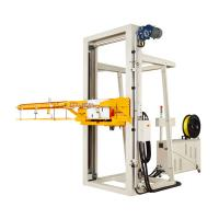 Buy cheap High Performance Automatic Strapping Tool Side Frame Design High Work Efficiency from wholesalers