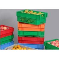 Buy cheap 585*390*140 mm Stackable utility crate holding goods from wholesalers