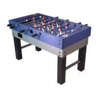 Buy cheap 5 feet Football game table wood soccer game table with telescopic play rods product