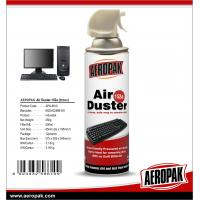 Buy cheap Air Duster Spray For Computer Compressed Spray Cleaner 134a 152a from wholesalers