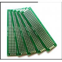 Buy cheap 2 OZ Double Sided PCB 2 Layer Printed Circuit Board With HASL Surface Treatment from wholesalers