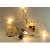 Buy cheap LED Fairy Lights LED Flashing Lights With 3AA Battery Case Home Decoration Christmas String Light product