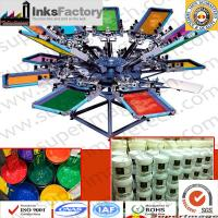 Buy cheap Water Based Silkscreen Printing Ink for T-Shirts from wholesalers