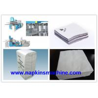 Buy cheap High Speed Paper Napkin Printer Machine Four Deck 4000 Sheets / min from wholesalers