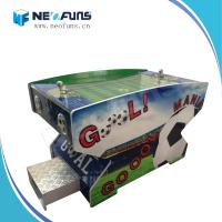 Buy cheap Goal Mania Redemption Machine NF-R104,Interesting Electronic Games Machine For Kids, Funny Amusement Game from wholesalers