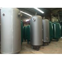 Buy cheap 3000L 1.0mPa Carbon Steel Low Pressure Air Tank For Machinery Manufacturing Industry from wholesalers