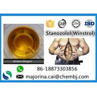 Buy cheap Stanozolol/Winstrol Oral Liquid Oil Weight Loss Oral Anabolic Steroids for Bodybuilding  CAS 10418-03-8 from wholesalers