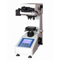 Buy cheap Automatic Turret Micro Vickers Hardness Tester Micro Vickers Hardness Testing Machine Mini Printer from wholesalers