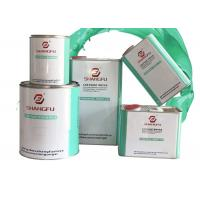Buy cheap High Gloss 1k Basecoat Car Paint Thinner , Yellow / Green Car Paint Colors from wholesalers