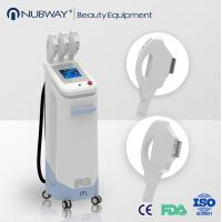 Buy cheap IPL Hair Removal Bipolar / Three Handles IPL Skin Tightening Pore Remover Machine from wholesalers