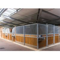 Buy cheap Movable 10x10 12x12 Big Horse Stall Panels With Hot Dipped Galvanized Frame from wholesalers