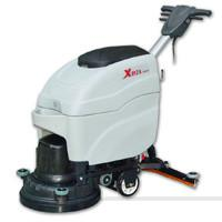 Buy cheap Walk behind battery floor scrubber dryers driers from wholesalers