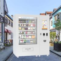 Buy cheap Touch Screen Mini Snack Vending Machine , Cold Drink Gumball Vending Machine from wholesalers