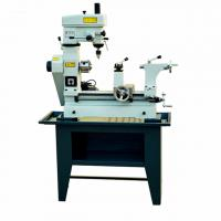 Buy cheap Manual Operation Metal Drill Machine 550W For Machine Parts Repairing And Making from wholesalers