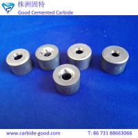 Buy cheap Cemented/Tungsten Carbide Wire Drawing Die Nibs Carbide Mold Core/Pellets Without Steel Casing For Wire Drawing Use from wholesalers