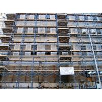 Buy cheap Ring - Lock safety Construction Scaffolding , quick stage scaffolding from wholesalers