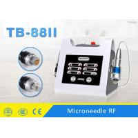 Buy cheap 0.5-3mm Adjustable Fractional RF Micro Needle Machine For Wrinkle Removal from wholesalers